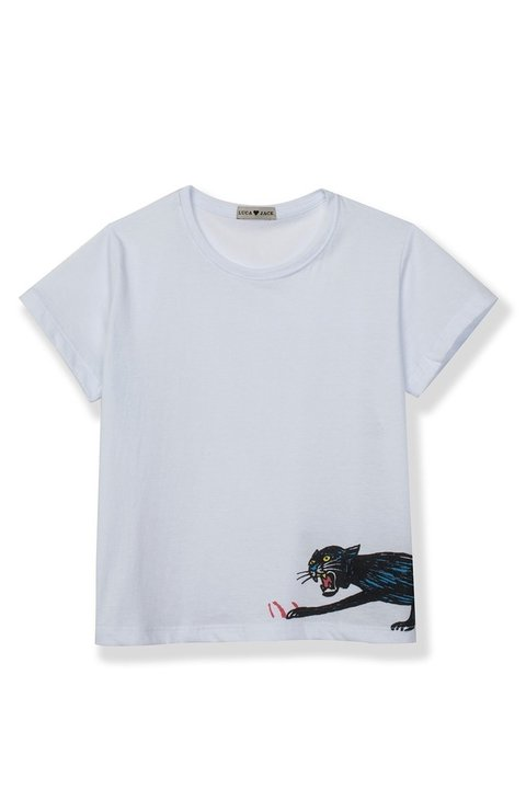 T-shirt Kids Panter (50% Off)