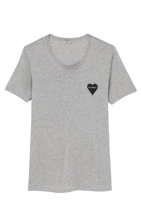 T-shirt Adulto Heart Mommy