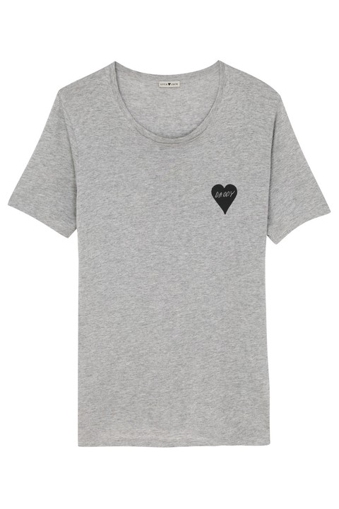 T-shirt Adulto Heart Daddy