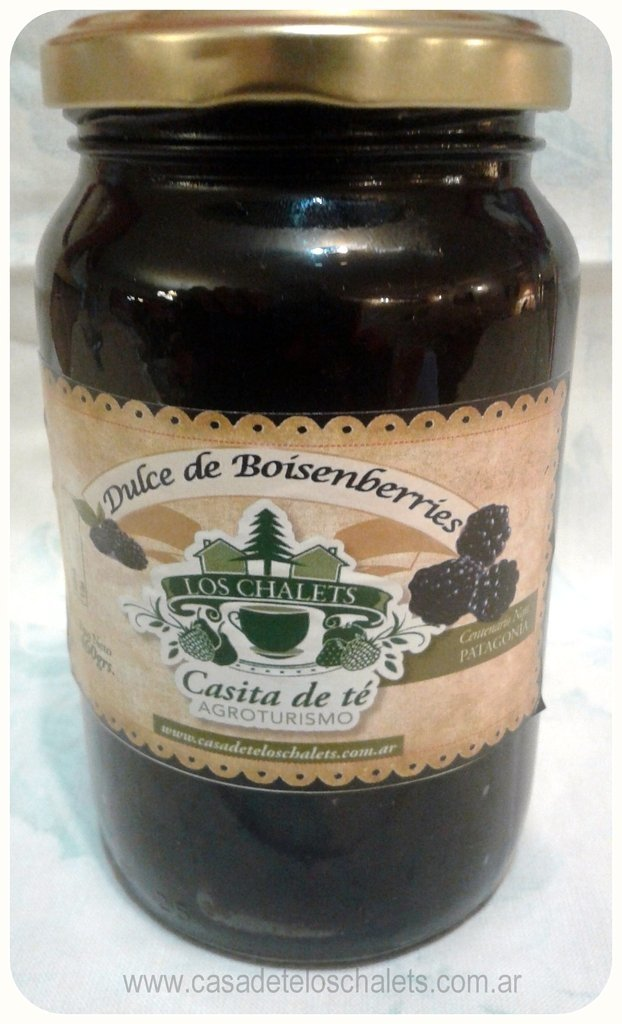 Dulce de Blackberries