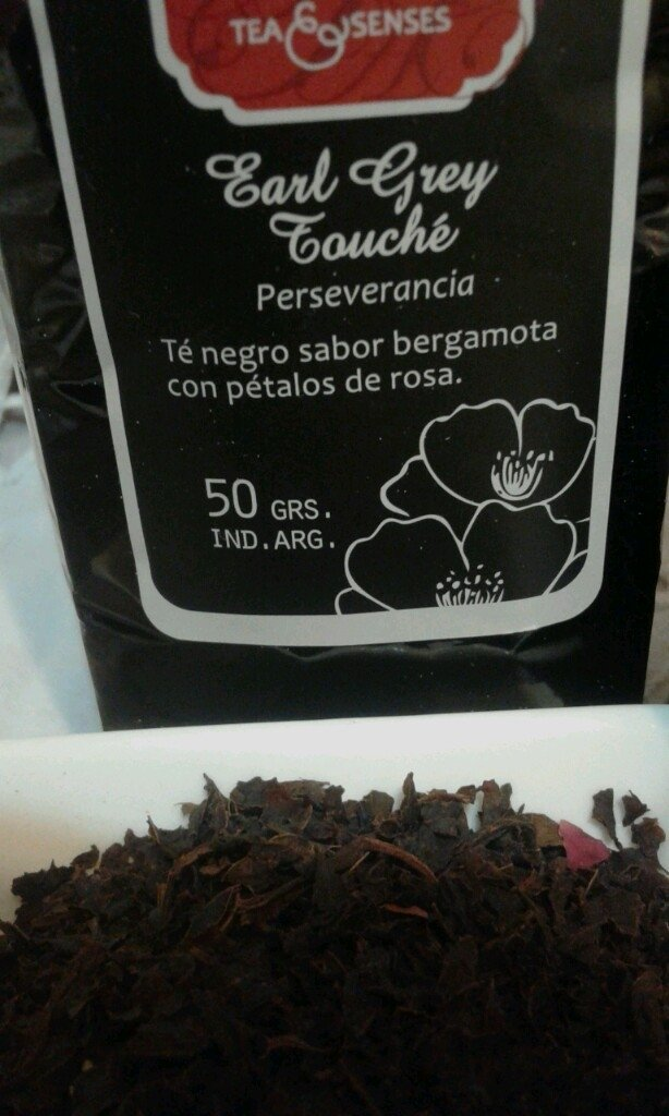 Blend de té Earl Grey Touche, repuesto