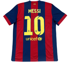 Barcelona 2014/2015 Home (Messi) Nike (G)