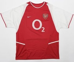 Arsenal Football Club 2002/2004 Home
