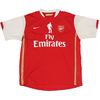 Arsenal  2006/2008 Home (Bergkamp)