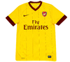Arsenal FC 2010/2011 Away Nike (P)