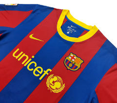 Barcelona 2010/2011 home (David Villa) Nike (GG) na internet