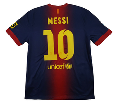 Barcelona 2012/2013 Home (Messi) Nike (G)