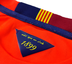 Imagem do Barcelona 2014/2015 Away Nike (GG)