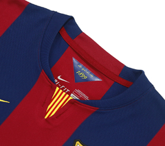 Imagem do Barcelona 2014/2015 Home (Messi) Nike (G)