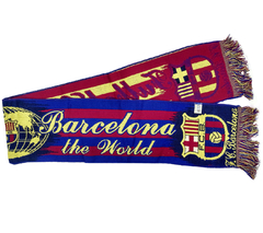 "Cachecol Barcelona ""Best Of The World"" - comprar online"