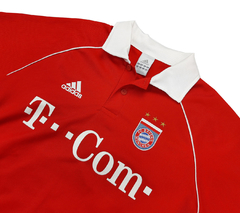 Bayern De Munique 2005/2006 Home (Hargreaves) adidas (M) na internet