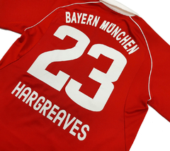 Bayern De Munique 2005/2006 Home (Hargreaves) adidas (M)