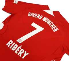 Bayern De Munique 2007/2008 Home (Ribery) adidas (G)