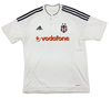Besiktas 2015/2016 home adidas (G)