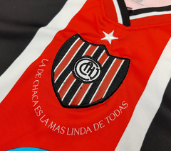 Chacarita Juniors 2011 Home TBS (M) na internet