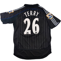 Chelsea FC 2006/2007 Away (Terry) adidas (GG)