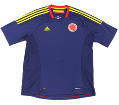 Colômbia 2013 Away adidas (GG)