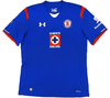 Cruz Azul 2014/2015 Home Under Armour (GG)