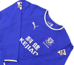 Everton FC 2003/2004 Home 125 Anos Puma (M) na internet
