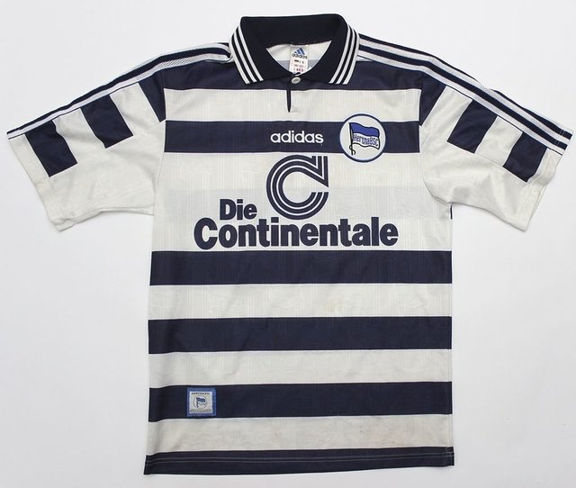 Hertha Berlin 1998/1999 Home