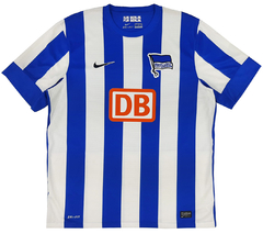 Hertha Berlin 2012/2013 Home Nike (GG)