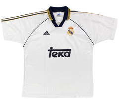 Real Madrid  1998/2000 Home adidas (G)