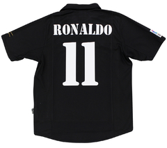 Real Madrid  2002/2003  Away (Ronaldo) adidas (M)
