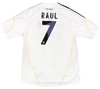 Real Madrid 2009/2010 Home (Raul) adidas (GG)