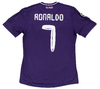 Real Madrid  2010/2011  Third (Ronaldo) adidas (M)