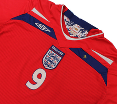 Inglaterra 2008/2010 Away (Rooney) Umbro (GGG) - Atrox Casual Club