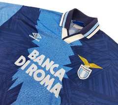 Lazio 1994/1995 Away Umbro (G) na internet
