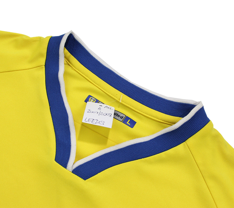 Leeds United 2007/2008 Away Admiral (G)