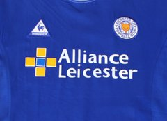 Leicester City  2003/2005 Home na internet