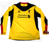 Liverpool 2012/2013 Goleiro Warrior (G)