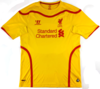 Liverpool FC 2014/2015 Away Warrior (Sturridge) (G)