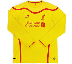 Liverpool FC 2014/2015 Away Warrior (GG)
