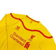Liverpool FC 2014/2015 Away Warrior (GG) na internet