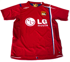 Lyon 2005/2006 Away Umbro (M)