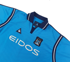 Manchester City  2001/2002 Home Le Coq Sportif (G) na internet