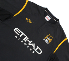 Manchester City 2009/2010 Away Umbro (GG) na internet