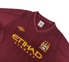 Manchester City 2012/2013 Away Umbro (G) na internet