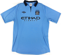 Manchester City 2012/2013 Home Umbro (GG)