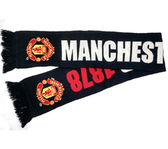 "Cachecol Manchester United ""Old Trafford 1878"""