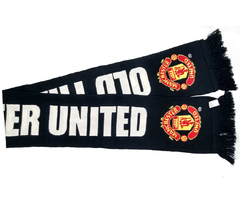 "Cachecol Manchester United ""Old Trafford 1878"" - comprar online"