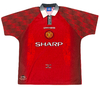 Manchester United 1996/1998 Home Umbro (GG)