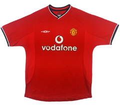 Manchester United  2000/2002 Home Umbro (M)