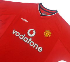 Manchester United  2000/2002 Home Umbro (M) - Atrox Casual Club