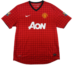 Manchester United  2012/2013 Home (Nani) Nike (GG) - comprar online