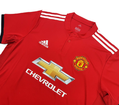 Manchester United  2017/2018 Home adidas (G) na internet