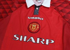 Manchester United FC 1996/1998 Home na internet